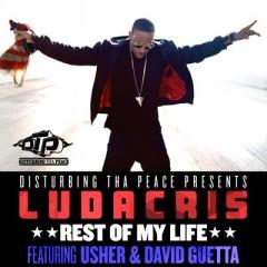 rest of my life ludacris guetta husher traduzione testo video ufficiale