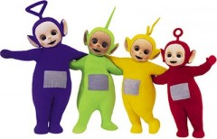 Teletubbies sigla testo-video