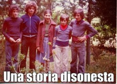 Una storia disonesta (Stefano Rosso) testo video download