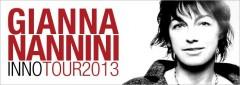 date concerti Gianna Nannini tour Inno 2013