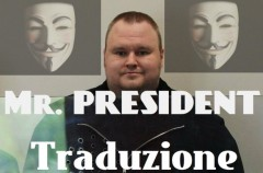 mr presidente kim dotcom