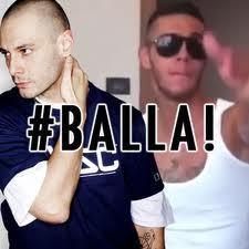 l'italiano balla