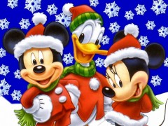 Jingle bell rock traduzione testo video auguri di Natale da Walt Disney