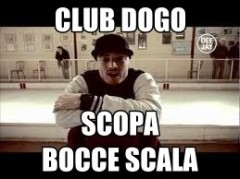scopa bocce scala club dogo