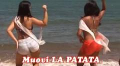 Muovi la patata Bethobaia il ballo dell'estate