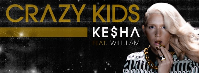 crazy kids kesha