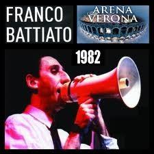 Franco Battiato live concerto completo testo-video (1982, Verona)