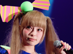 "Canzone giapponese prima in classifica Kyary Pamyu ""Ninjya Re Bang Bang"" video"