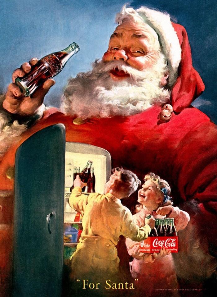 canzoni di pubblicità per natale coca cola