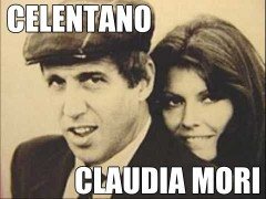 claudia mori - celentano