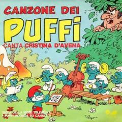 Canzone dei Puffi testo-video Cristina d'Avena