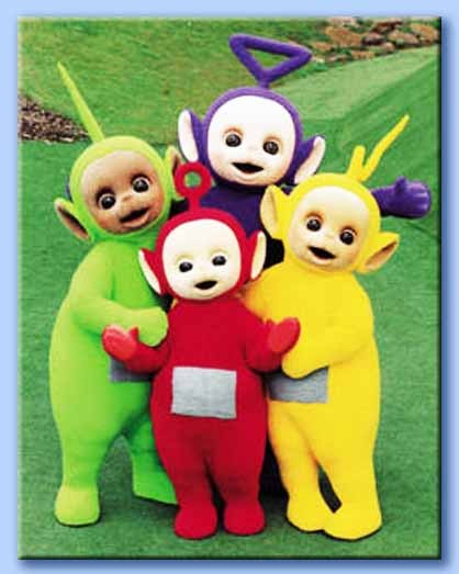 teletubbies sigla video e testo