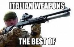 armi italiane