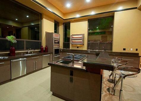 la cucina di rihanna