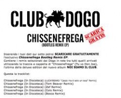 chissenefrega in discoteca testo download