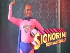 Fedez Alfonso Signorini eroe nazionale testo video