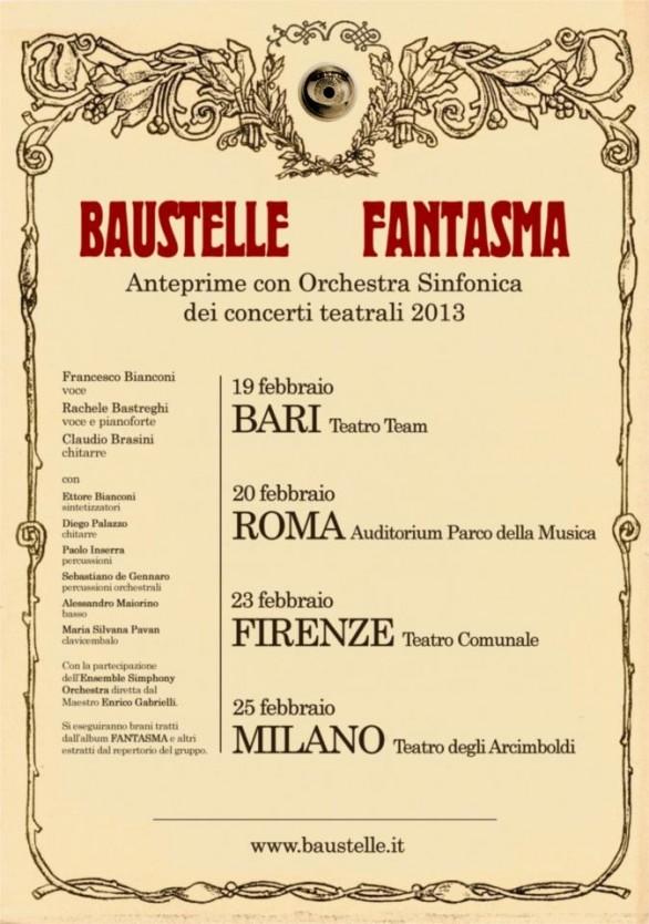 baustelle tour 2013