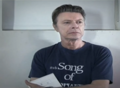 David Bowie The nex day tracklist-album video première