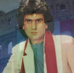L'italiano Toto Cutugno