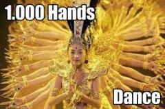 danza delle mille braccia