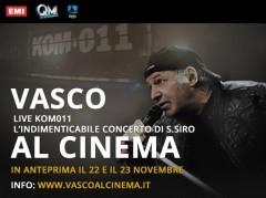 I nuovi video di Vasco Rossi (Live Kom 011)