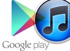 Dove scaricare canzoni i migliori prezzi iTunes o Google Play?