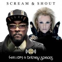 Scream & Shout will.I.am ft. Breatney Spears traduzione testo video ufficiale