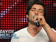 davide a x factor 2012 video