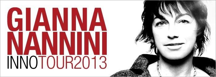 gianna nannini inno tour 2013