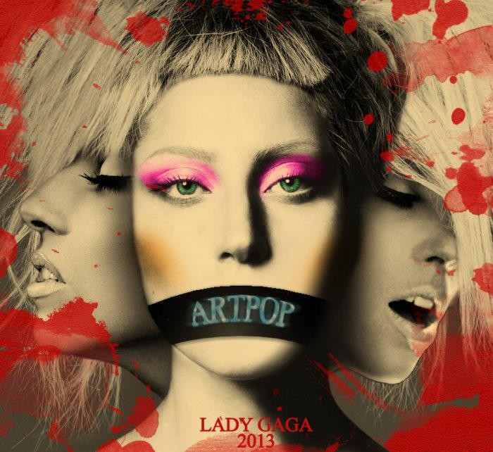 lady gaga artpop immagini