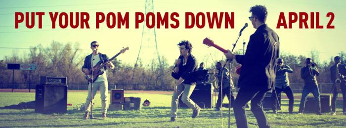 pom pomps jonas brothers