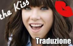 the kiss carly rae jepsen traduzione